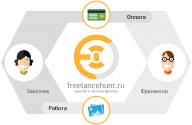 Freelancehunt.com: просто начни фрилансить