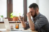 Как снять усталость глаз от работы за компьютером
