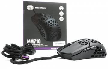 Cooler Master разработал игровую мышь MM710